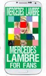 Mercedes Lambre screenshot 6/6