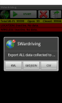 SWardriving screenshot 2/4