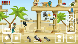The Last of Worms screenshot 1/6