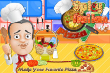 Yummy Italian Pizza screenshot 1/5