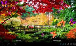 3D Garden Live Wallpaper screenshot 2/5