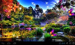 3D Garden Live Wallpaper screenshot 5/5