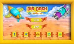 Air Force 3D : Galaxy Dash screenshot 2/5