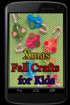 Xmas Fall Crafts for Kids screenshot 1/3