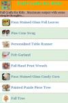 Xmas Fall Crafts for Kids screenshot 2/3