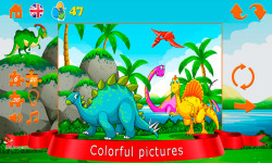 Puzzles with dinosaurs screenshot 4/6
