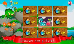 Puzzles with dinosaurs screenshot 6/6