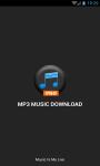 Mp3 Download Music Download Paradise screenshot 1/4