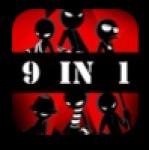 ACTION HEROES 9-IN-1 screenshot 1/1
