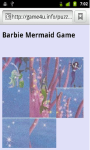 Barbie Mermaid Jigsaw Puzzle screenshot 1/4