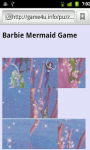 Barbie Mermaid Jigsaw Puzzle screenshot 2/4