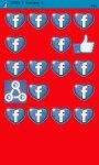 FaceBook Memory Game screenshot 1/5