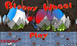 Bloony Wheel screenshot 1/6