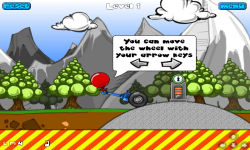 Bloony Wheel screenshot 3/6