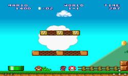 Mario Forever Flash screenshot 2/6
