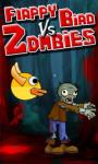 Flappy Bird Vs Zombies - Free screenshot 1/4