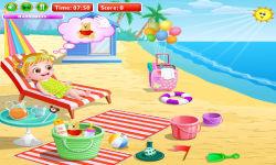 Baby Hazel At Beach screenshot 6/6