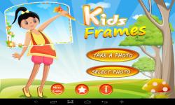 Kids Frame screenshot 1/3