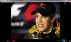 Sebastian Vettel Wallpaper Free screenshot 1/2