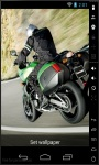 Kawasaki Motor Live Wallpaper screenshot 1/3