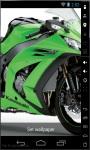 Kawasaki Motor Live Wallpaper screenshot 2/3