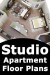 Studio Apartment Floor Plans screenshot 1/6