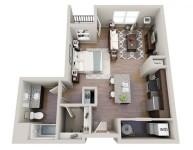 Studio Apartment Floor Plans screenshot 3/6