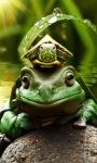 Frog King Live Wallpaper screenshot 1/3