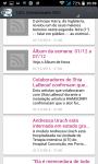 Gossip magazines Rss Portuguese screenshot 2/3
