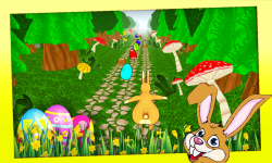 Easter Bunny Run 3D screenshot 1/5