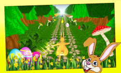 Easter Bunny Run 3D screenshot 2/5