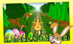 Easter Bunny Run 3D screenshot 5/5