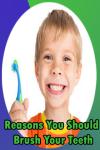 Reasons You Should Brush Your Teeth screenshot 1/3