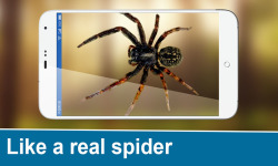 Real Spider On Hand FREE screenshot 1/3