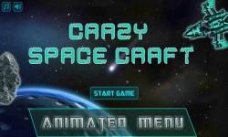 Crazy Spacecraft screenshot 1/6