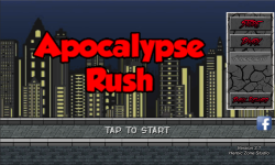 Apocalypse Rush screenshot 1/4