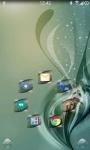 Gloss Smart Launcher Theme screenshot 1/6