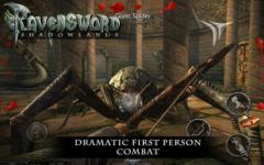 Ravensword Shadowlands 3d RPG veritable screenshot 2/6