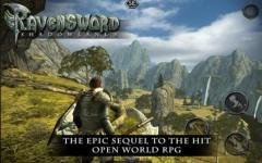 Ravensword Shadowlands 3d RPG veritable screenshot 5/6