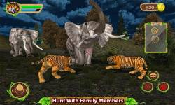 Furious Tiger Simulator screenshot 4/5