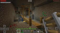 Minecraft Pocket Edition top screenshot 1/6