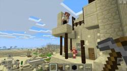 Minecraft Pocket Edition top screenshot 2/6