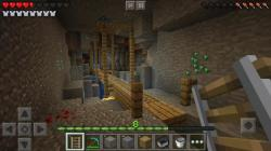 Minecraft Pocket Edition top screenshot 5/6