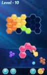 Hexa Puzzle Freemium screenshot 1/2