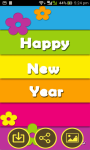 NewYearCards screenshot 5/6