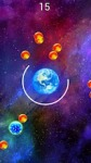 Fire Space Rings Ball Game screenshot 4/6