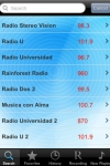 Radio Croatia - Alarm Clock + Recording / Radio Hrvatska - Budilnik + biljeenje screenshot 1/1