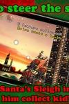 Santa in the City 3D Christmas Game + Countdown lite screenshot 1/1