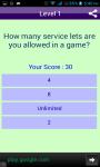 World Tennis Quiz Sport Trivia screenshot 1/3