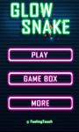 Glow Snake Free screenshot 1/6
